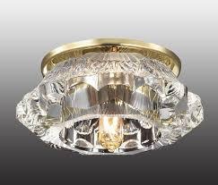 <b>Встраиваемый светильник Novotech</b> 369922, золотой — купить в ...