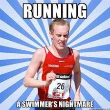 Just keep swimming on Pinterest | Swimming Memes, Swimmers and ... via Relatably.com