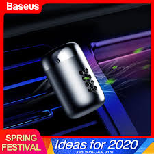 <b>Baseus Mini Aromatherapy Car</b> Air Freshener Fragrance For Car Air ...