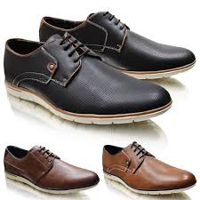 <b>NEW Mens</b> Casual Smart Lace Up Brogues Office <b>Formal</b> Shoes ...