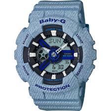 <b>Часы CASIO</b> Baby-G <b>BA</b>-<b>110DE</b>-<b>2A2</b>: цена, отзывы, описание