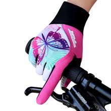 BATFOX Bicycle Full Finger Gloves Women Winter Sport Mittens ...