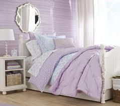 Pottery Barn Girls Bedroom Bed