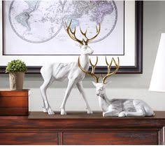 <b>Creative cattle</b> statue ox home decor living room Sculpture gradevin ...