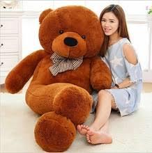 Фирменная Новинка 5 Цвета гигантские Teddy Bear <b>Мягкие</b> ...