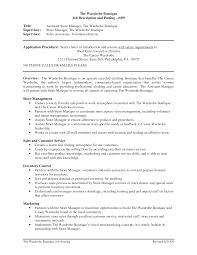retail job description for resume resume badak office manager resume samples