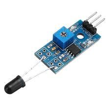 Παραγγελια απο Banggood 10pcs LM393 3 Pin IR Flame Detection ...
