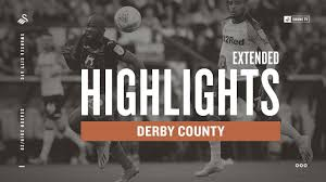 Derby County v Swansea City | Extended Highlights - YouTube