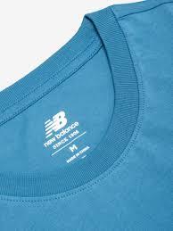 New Balance <b>Essentials Stacked Logo</b> T-shirt | BZR