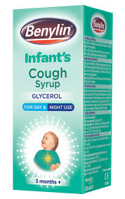 BENYLIN® <b>Infant's Cough Syrup</b>   <b>Infant's Cough Medicine</b>   BENYLIN