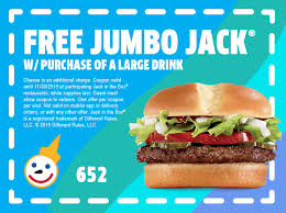 Offers - Jack In The Box