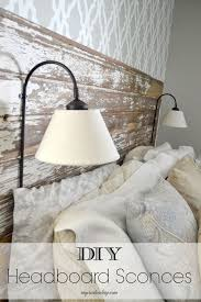 1000 ideas about bedroom sconces on pinterest plug in wall lights sconces and diy bedroom bedroom lighting ideas bedroom sconces