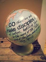 Image result for Jesus - go out to all nations