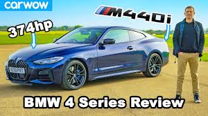 <b>BMW</b> 4 <b>Series</b> M440i review: see how quick it is to 60mph! - YouTube