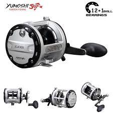 Lieyuwang 17+<b>1BB 8.1:1 8kg</b> baitcasting Fishing reels Carretilha de ...