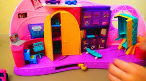 <b>Polly Pocket комната Полли</b> - YouTube
