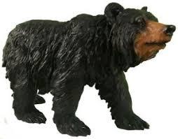 Купить <b>фигурку декоративная медведь черный</b> Цена, фото ...