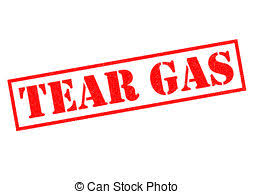 Image result for tear gas in clipart