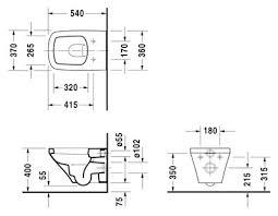 <b>Унитаз подвесной Duravit</b> DuraStyle 2536090000 - купить в ...
