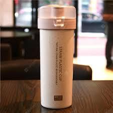 Environmentally Friendly Transparent Cover Wheat Fiber <b>Coffee</b> ...