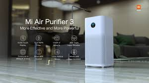 Mi <b>Air Purifier 3</b> with True <b>HEPA Filter</b> - YouTube