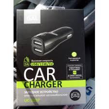 Отзывы о <b>Автомобильное зарядное устройство GAL</b> UC-3207