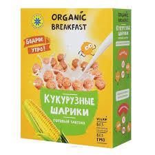 """Завтраки <b>сухие</b> """"<b>Кукурузные</b>"""" Компас Здоровья, 100 г   Веги вуги"""