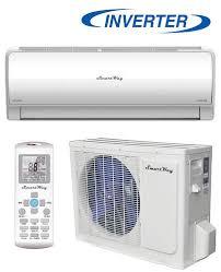 <b>Инверторные кондиционеры SmartWay</b> серии Expansion Inverter