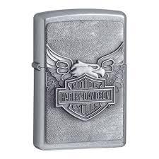 <b>Зажигалка ZIPPO Harley-Davidson</b>, латунь/сталь с покрытием ...