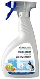 Активный спрей для чистки <b>кухни Nordland</b> — купить по выгодной ...