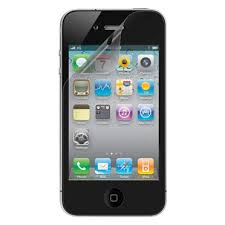 TrueClear Anti-Smudge <b>Screen Protector for</b> iPhone 4/4S - 2 Pack