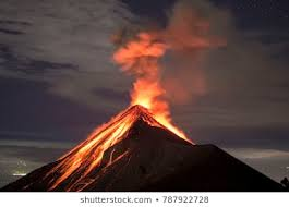 <b>Fire</b> Volcano Images, Stock Photos & Vectors   Shutterstock