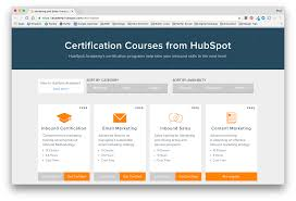 37 online marketing and social media classes to elevate your inbound marketing certification