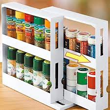 Sanmubo <b>Multi-Function</b> Rotating <b>Storage Rack</b>, Modular Rotating ...
