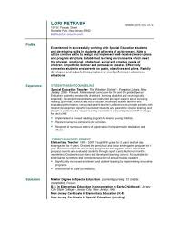 Assistant School Principal Resume or CV Sample a k a  Vice     Jobresume gdn Sample Resume  Resume Template For Educational Assistant Administrative