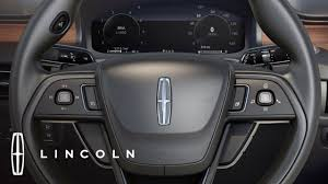 How Do I Use the <b>Steering Wheel Control Buttons</b> in My Lincoln ...