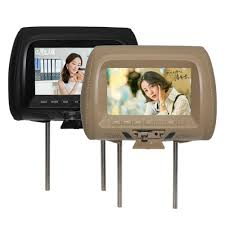 Universal <b>7 inch</b> TFT LED <b>screen Car</b> MP5 player Headrest <b>monitor</b> ...