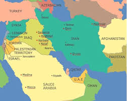 Image result for mecca map