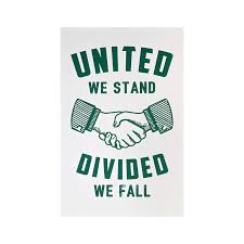 united we stand divided we fall essay essay on rabbit proof fence united we stand divided we fall essay robert a team cap stucky united we overcome the bobbie gentry glen campbell from brainyquote