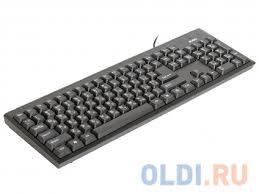 <b>Клавиатура SVEN Standard 303</b> USB+PS/2 Black — купить по ...