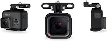 <b>GoPro</b> Seat Rail Mount for Camera, Black: Amazon.co.uk: Camera ...