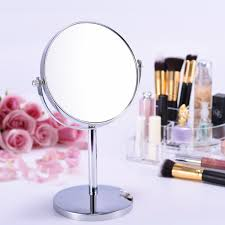 <b>Portable Double Side</b> Rotate Mirror Magnifying Makeup Mirrors ...