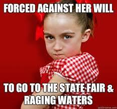 Spoiled Little Sister memes | quickmeme via Relatably.com