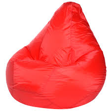 <b>Кресло Мешок</b> Красное <b>Оксфорд</b> 2XL