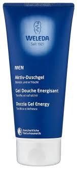 <b>Гель для душа</b> Weleda <b>Men</b> Aktiv-Duschgel — купить по выгодной ...
