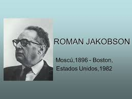Resultado de imagen para Roman Jakobson