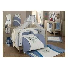 <b>Постельное белье Kidboo</b> 3 предмета серии <b>Sweet</b> Home Blue ...