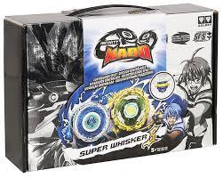 Купить игрушку <b>Infinity Волчок Крэк</b>, <b>Super</b> Whisker colorful в ...