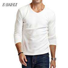 <b>E BAIHUI</b> brand autumn winter Men's hoodies men fit <b>t shirts</b> thermal ...