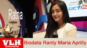 biodata ranty maria ly pemeran ratna dalam film manusia biodata ranty maria ly pemeran ratna dalam film 7 manusia harimau new generation di mnctv